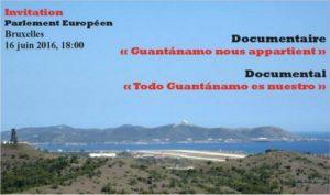 [Vidéo] « Guantanamo nous appartient »