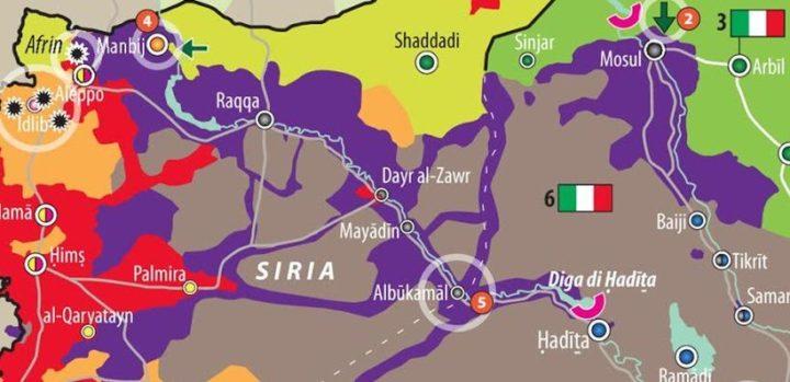 Diga di Mossul: l'Italia in Iraq