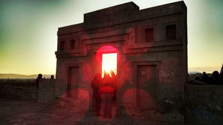 En el barrio de la Tupac Amaru se celebró el Inti Raymi y se pidió por la libertad de Milagro Sala