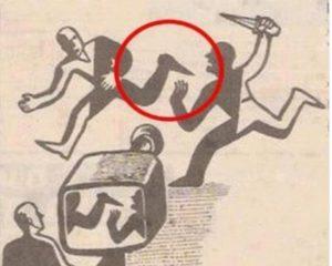 Le courage d'un député face au monde créé par les médias