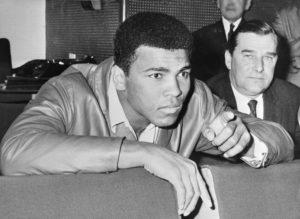 Muhammad Ali contro la guerra in Vietnam