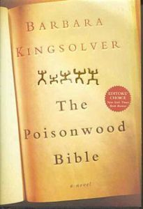 The Poisonwood Bible – Barbara Kingsolver