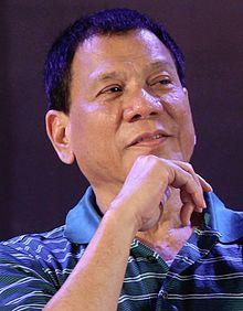 Inaugural address of President Rodrigo Duterte