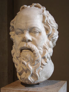 Imaginary Interviews: Socrates