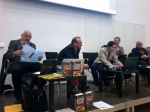 Panel discutió sobre ética e industria de armas en la conferencia de la Deutsche Welle