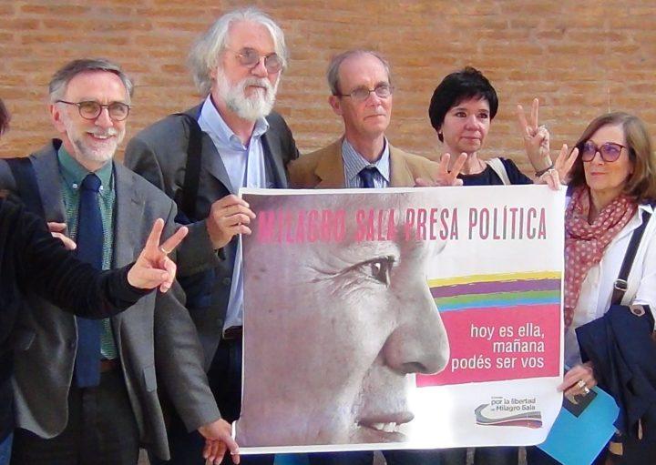 Claudio Tognonato : ils ont peur du prestige et de la force de Milagro