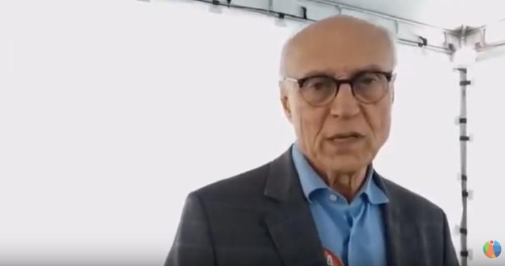 Mensagem de Eduardo Suplicy no Festival Utopia (vídeo)