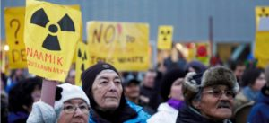 Greenland: medical concerns of uranium mining