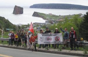Canada – Un ministre se cache par peur d'affronter les gens qui viennent le questionner