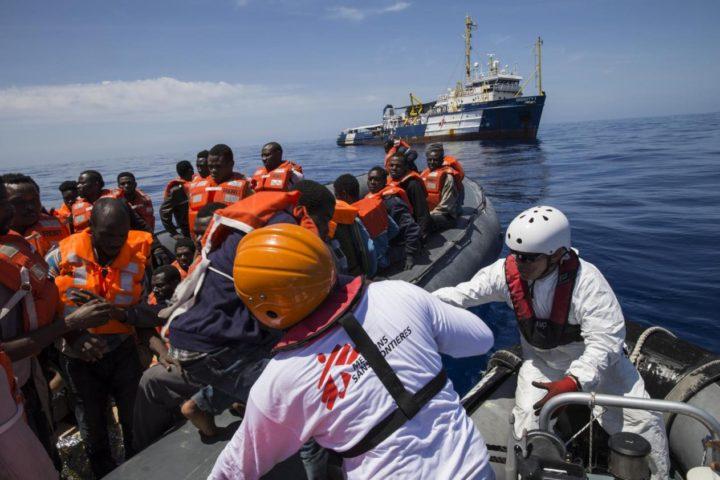 Ärzte ohne Grenzen nimmt kein Geld mehr von EU und Mitgliedstaaten
