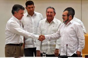 Colombia: accordo definitivo