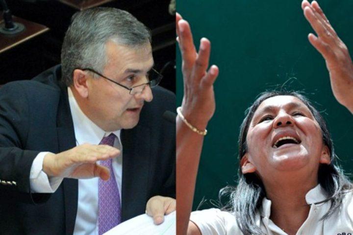 En Madrid piden liberación de Milagro sala y presos políticos detenidos