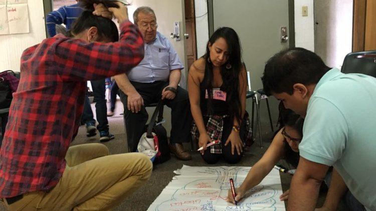 Compartiendo experiencias y miradas en CIESPAL durante Foro de Comunicación Popular y Comunitaria