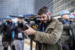Valerio Nicolosi: raccontare Gaza attraverso i suoi fotoreporter