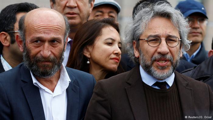 Kesten-Preis an Erdogan-Kritiker Dündar und Gül