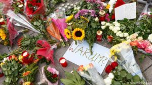 Munich mourns victims of mass shooting at Olympia mall
