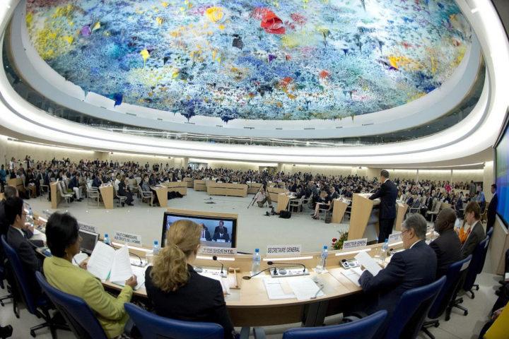 El Consejo de DDHH aprueba Declaración sobre el Derecho a la Paz