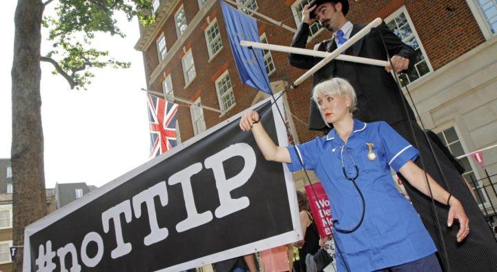 Was passiert nach dem Brexit mit TTIP?
