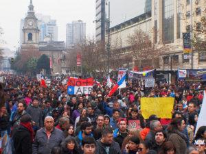 Una nueva causa masiva renace en Chile: la lucha por una previsión solidaria y pública