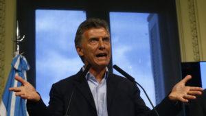 """Argentiniens Präsident Macri auf Staatsbesuch in Berlin: Eine Anatomie des """"vaterländischen Filzes"""""""