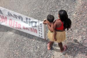"""Povo Munduruku: """"Queremos que nos peçam autorização"""""""