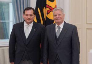 Neuer Botschafter von Ecuador erhält Akkreditierung in Berlin