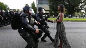 Protests Erupt Nationwide After Police Killings, 300+ Arrested