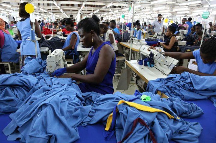 A Third Industrial Development Decade for the 'Poorest Region in the World' – Africa