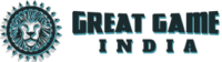 GreatGameIndia Magazine