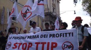 StopTTIP Milano chiama, Roma risponde!
