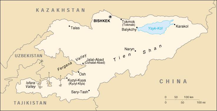 Pressenza Kirghizistan Crocevia Importante Tra Le