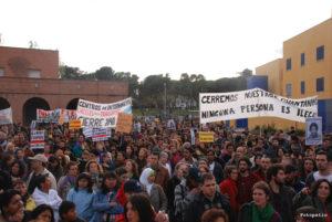 Ahora Madrid denuncia la vulneración de derechos humanos en el CIE de Aluche