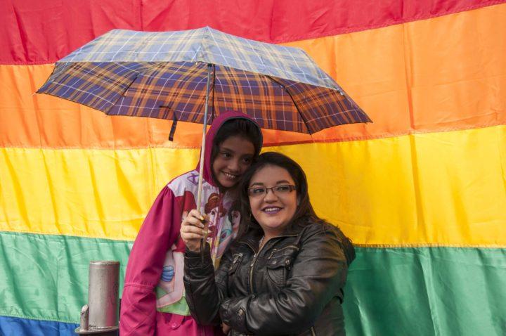 LGBTI Pride March in Quito, Ecuador