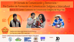 Pre Cumbre de Comunicación en Lima