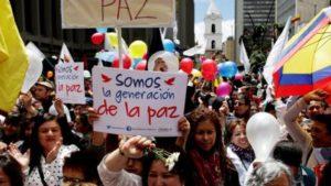 Colectivos sociales y políticos, listos para la promoción del SÍ en el plebiscito