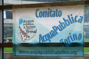 """Acqua Pubblica Torino: """"Movimento 4 Stelle: quella dell'acqua è stata una meteora"""""""