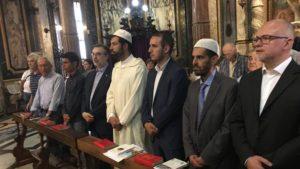 A Torino la comunità musulmana porta un messaggio di pace
