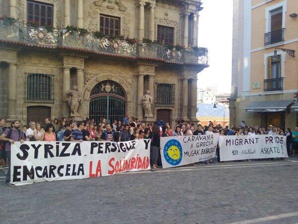 Grecia, sgomberati a Salonicco tre edifici occupati dai rifugiati