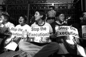 Rapporto Amnesty 2016 sulla pena di morte