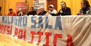 Plenario del Comité por la libertad de Milagro Sala: siempre hay una primera vez