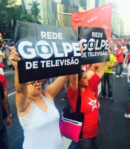 Como se fabricó un golpe de Estado en Brasil