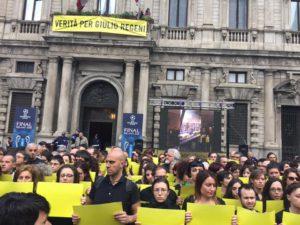 Riccardo Noury, portavoce di Amnesty International: c'è ancora molto da fare per Giulio Regeni