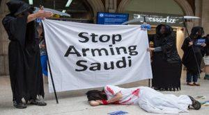 Stop alle forniture militari all'Arabia Saudita. Si salvi il lavoro in Sardegna