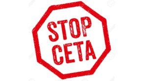Zivilgesellschaft fordert sofortigen Stop des Freihandelsabkommens CETA