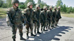 Erste Übungen für Bundeswehr-Einsätze im Inneren im November?