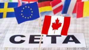 NGOs launch massive lawsuit against EU-Canada trade deal