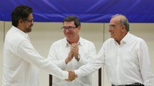 """Kolumbien: """"Wut ist immer eine Gefahr"""""""