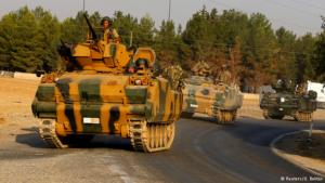 Türkei im Syrienkrieg angekommen