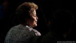 Die Regierung von Ecuador zur Amtsenthebung der Präsidentin von Brasilien, Dilma Rousseff