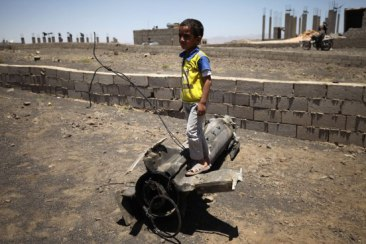 Why Is Global Community Ignoring Slaughter of Yemeni Children?